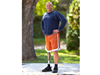 This is John using his new Genium Knee from Ottobock. He's been loving his new found mobility provided by O&P Demo!